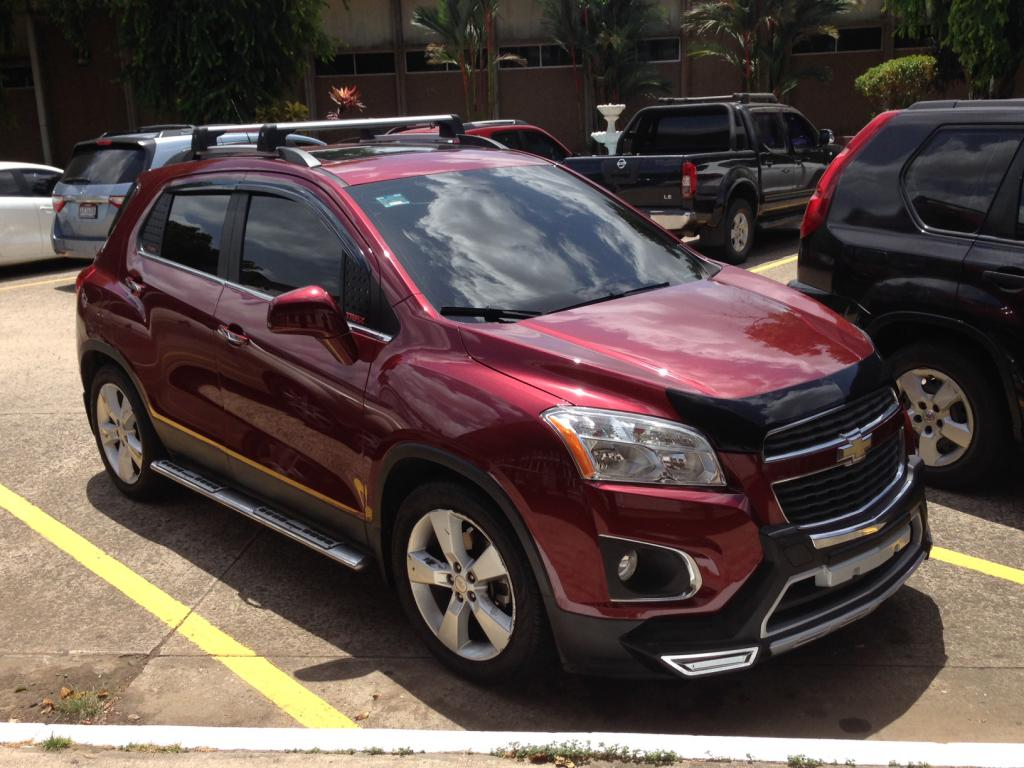 Chevrolet Trax Tracker Sport Edition Chevy Trax Forum